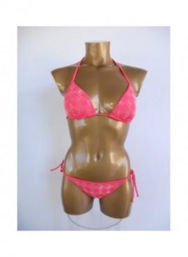 Bikini Guess Triangolo FM7D98LOP03 corallo